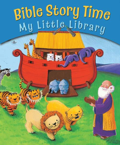 Picture of Bible Story Time: My Little Library