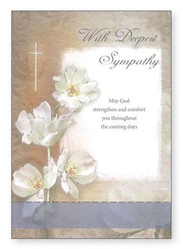 Picture of Deepest Sympathy
