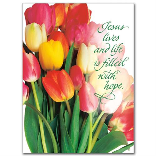 Picture of Card/Easter (Jesus Lives)