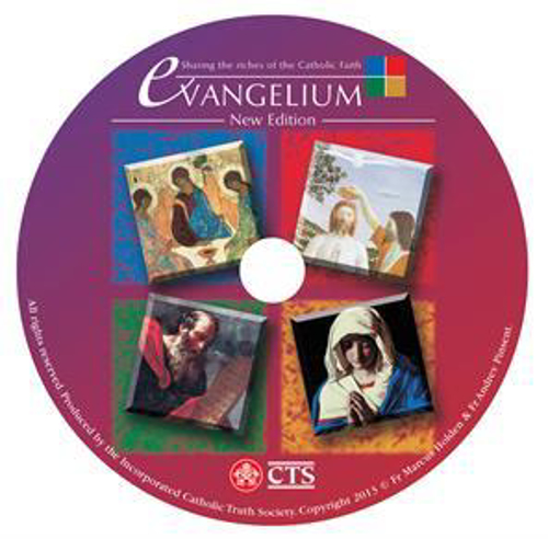 Picture of Evangelium: Sharing the Riches of the Catholic Faith (CD ROM Presentation Material)