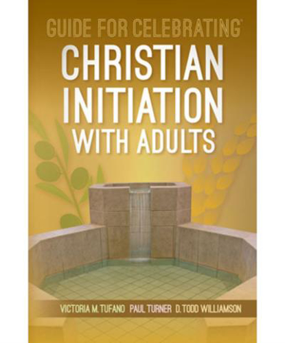 Picture of Guide for Celebrating Christian Initiation with Adults