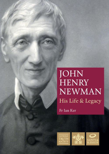 Picture of John Henry Newman His Life and Legacy