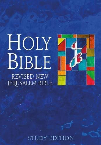 Picture of The Revised New Jerusalem Bible: Study Edition