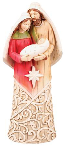 Picture of Resin Nativity Statue - 9.5 inch