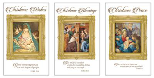 Picture of 10 Small Christmas Cards