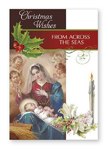 Picture of Card - Christmas Across the Seas