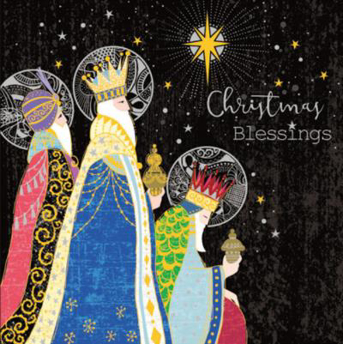 Picture of Handcrafted Christmas Card