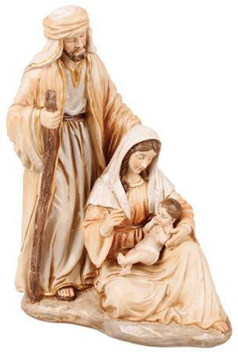 Picture of Resin Holy Family Nativity Scene