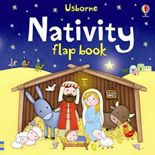 Picture of Nativity Flap Book