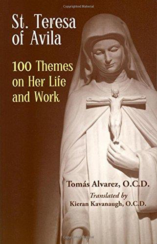 Picture of St. Teresa of Avila: 100 Themes on Her Life and Work