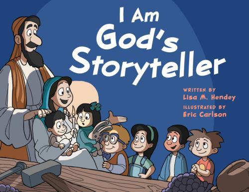 Picture of I Am God's Storyteller