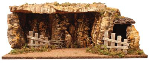 Picture of Wood Stable 21x10x10 inch
