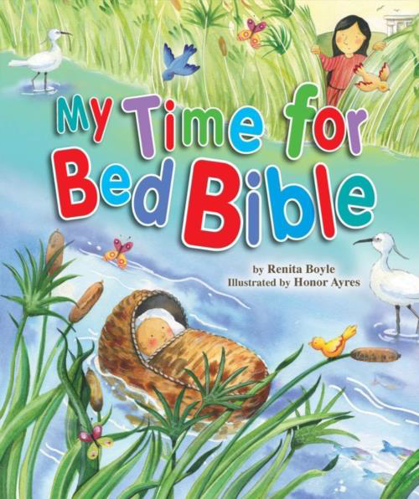 Picture of My Time for Bed Bible