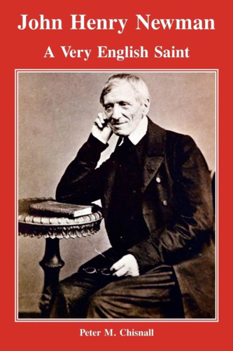 Picture of John Henry Newman: A Very English Saint