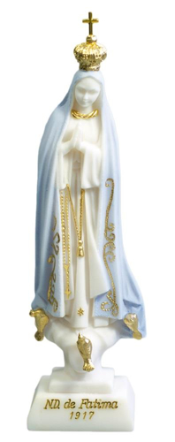 Picture of Statue - Our Lady of Fatima 22cms