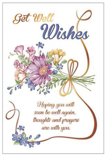 Picture of Get Well Wishes