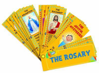 Picture of The Catholic Rosary Devotional Fan