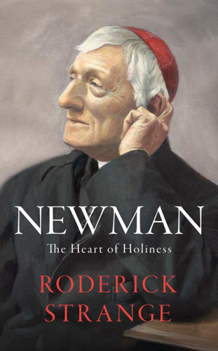 Picture of Newman: The Heart of Holiness