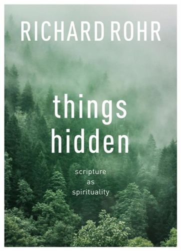 Picture of Things Hidden: Scripture as Spirituality