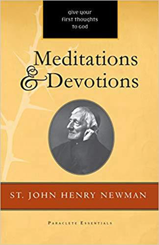 Picture of Meditations and Devotions Newman