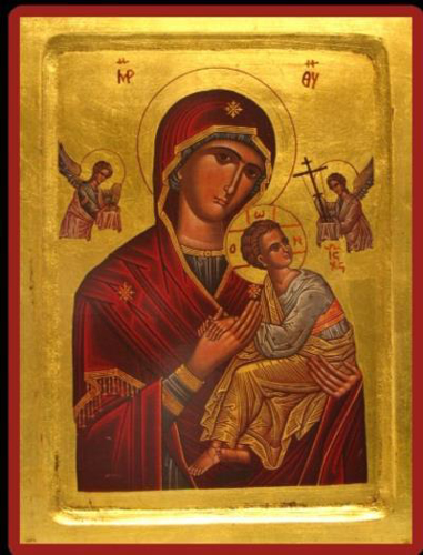 Picture of Icon: Our Lady of Perpetual Succour