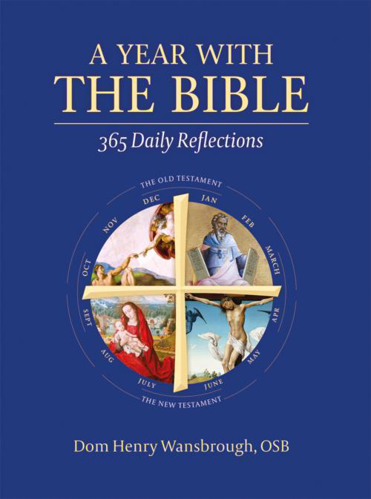 Picture of A Year with the Bible: 365 Reflections