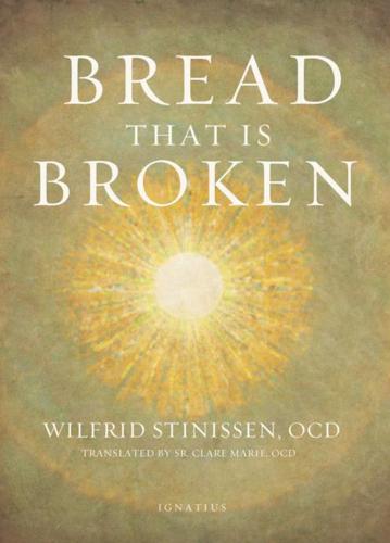 Picture of Bread That Is Broken