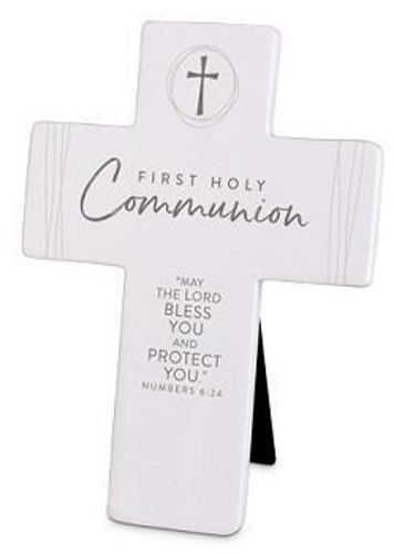 """Picture of First Communion Cross - 7.62"""" x 5.5"""""""