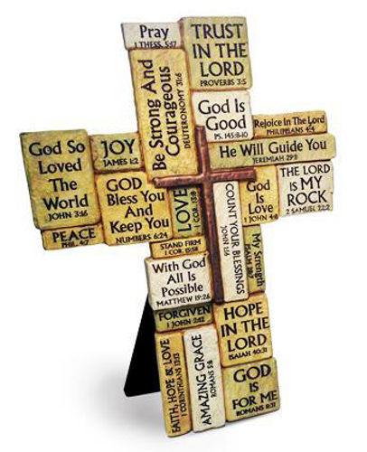 """Picture of Cross - Blessings 9"""""""