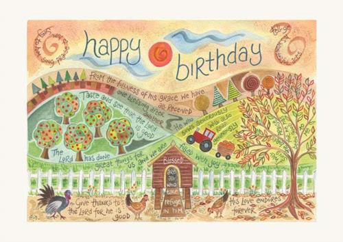 Picture of Birthday Farm