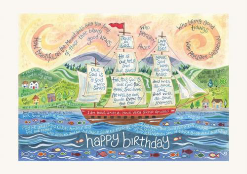 Picture of Birthday Tall Ship
