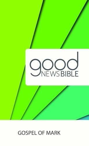 Picture of Good News Bible: Gospel of Mark