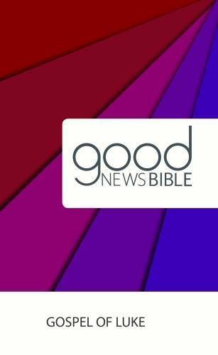Picture of Good News Bible: Gospel of Luke
