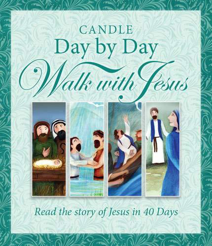 Picture of Day by Day Walk With Jesus: Read The Story Of Jesus In 40 Days