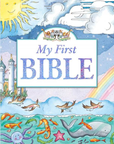 Picture of My First Bible