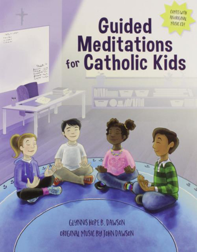 Picture of Guided Meditations for Catholic Kids
