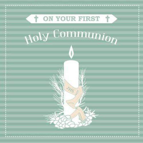 Picture of Card - Communion