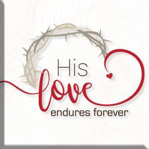 Picture of Easter Magnet - His Love