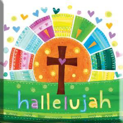 Picture of Easter Magnet - Hallelujah
