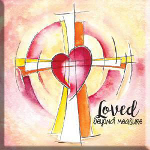 Picture of Easter Magnet - Loved