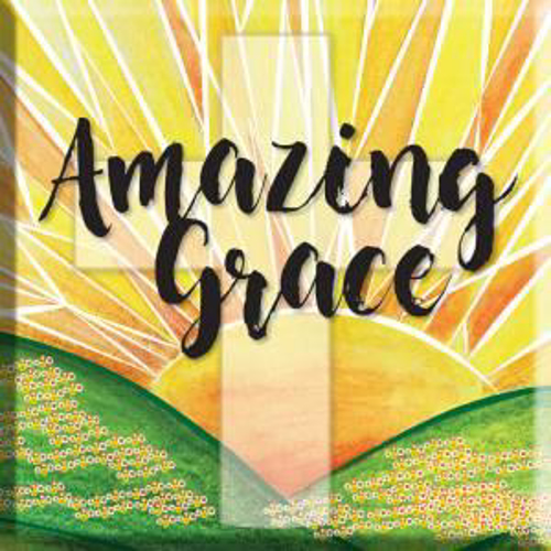Picture of Easter Magnet - Amazing Grace