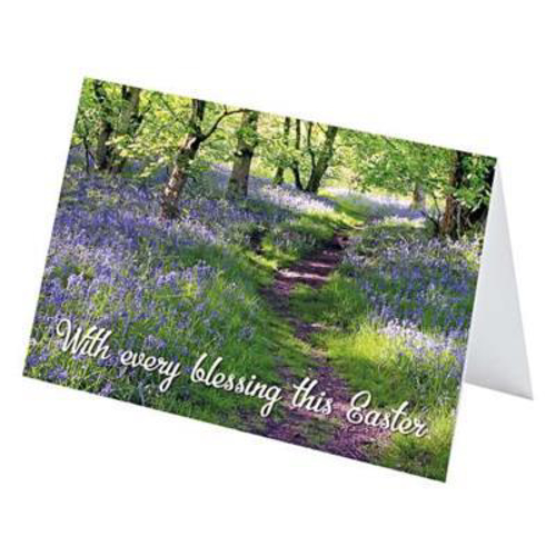 Picture of Easter Card Pack - 4 Cards
