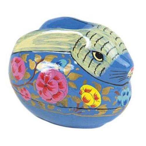 Picture of Rabbit Storage Box - Blue