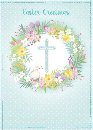 Picture of Easter Card Pack - 5 Cards