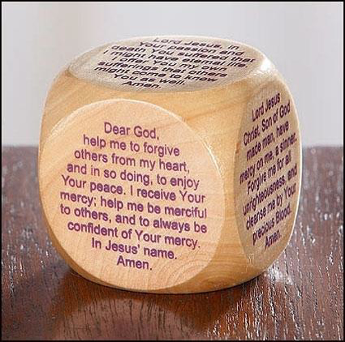 Picture of Prayer Cube - Lent