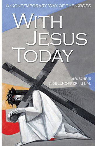 Picture of A Contemporary Way of the Cross: With Jesus Today