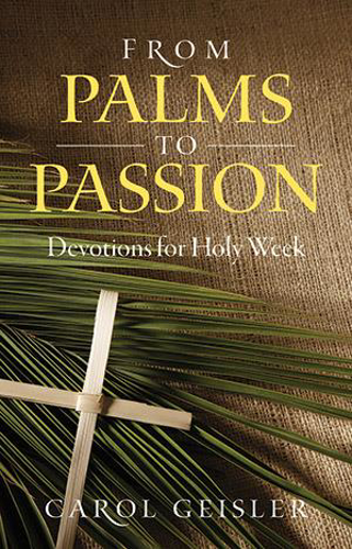 Picture of From Palms to Passion: Devotions for Holy Week