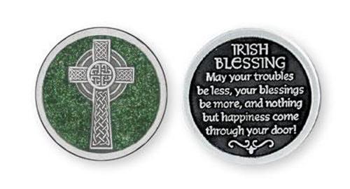 Picture of Metal Token - Celtic Cross