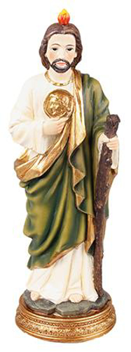 Picture of Resin Statue/St. Jude 5 inch