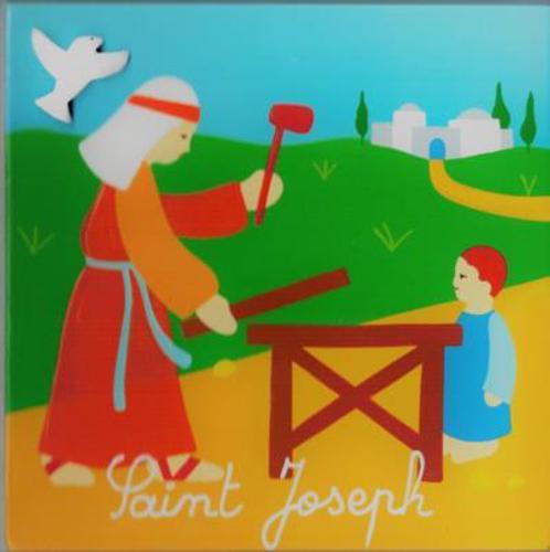 Picture of St. Joseph Plaque